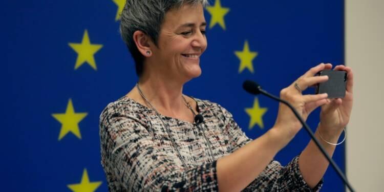 Concurrence: l'UE va surveiller les entreprises qui collectent des données personnelles
