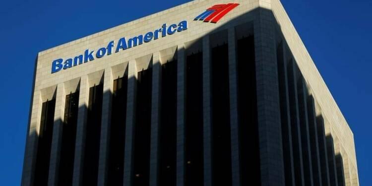 Première hausse du résultat de Bank of America en 3 trimestres