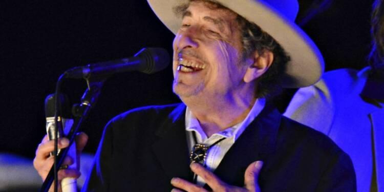 Le prix Nobel de littérature décerné à Bob Dylan