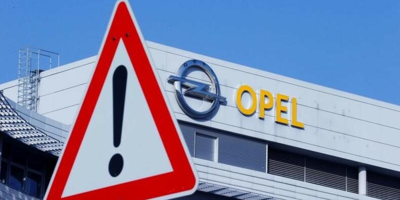 Le maintien de l'emploi chez Opel pas garanti