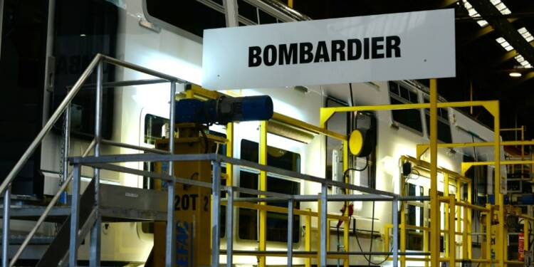 Le groupe canadien Bombardier va supprimer 7.500 postes supplémentaires dans le monde