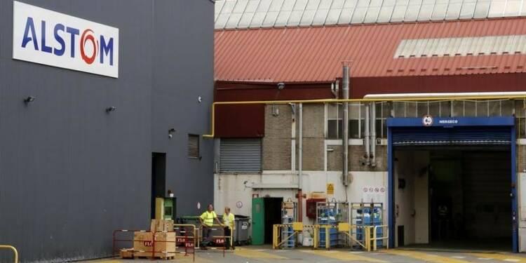 """Un concurrent d'Alstom craint un """"parasitage"""" des offres"""