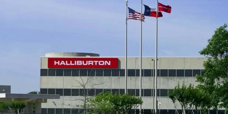 Halliburton prudent sur ses marchés à l'international