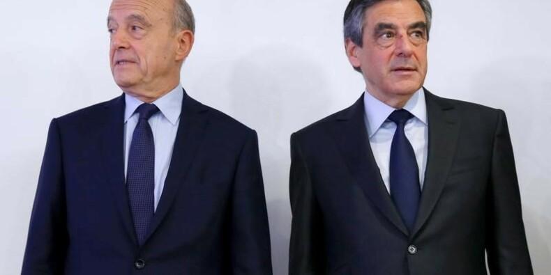 Juppé exhorte Fillon à ne pas oublier ses électeurs