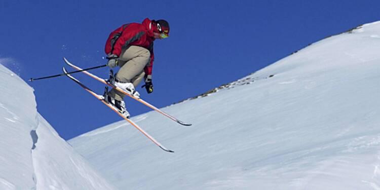 Skiez au sommet de la techno