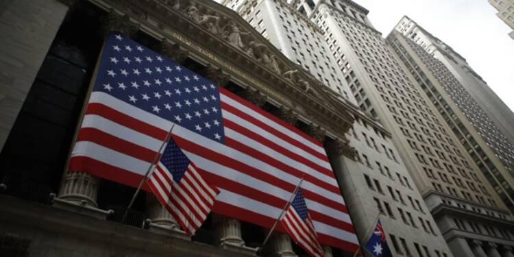 Wall Street recule après l'emploi et la baisse de la livre
