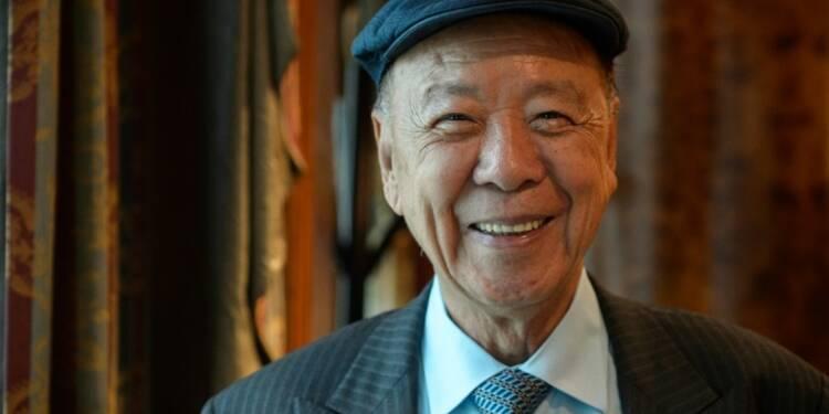 """Le magnat des casinos Lui Che-woo """"optimiste"""" pour l'avenir de Macao"""