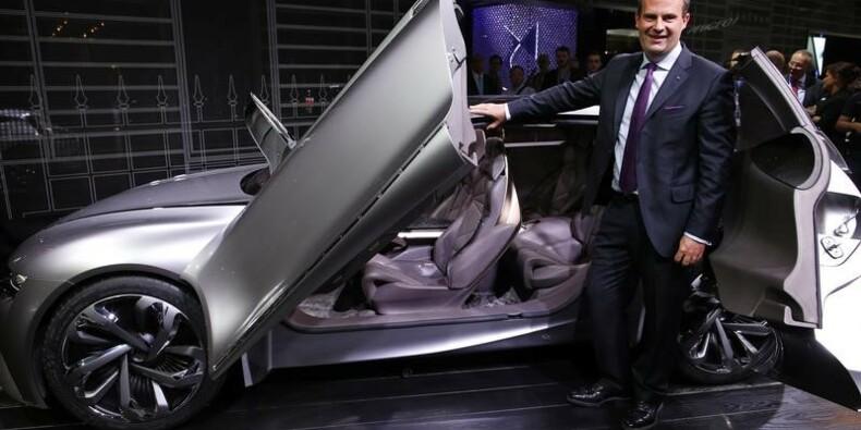 DS aura un réseau de vente 100% distinct de Citroën mi-2018