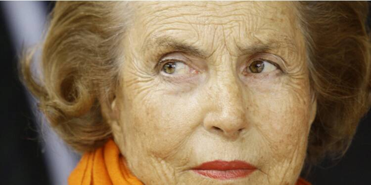 Liliane Bettencourt (L'Oréal)