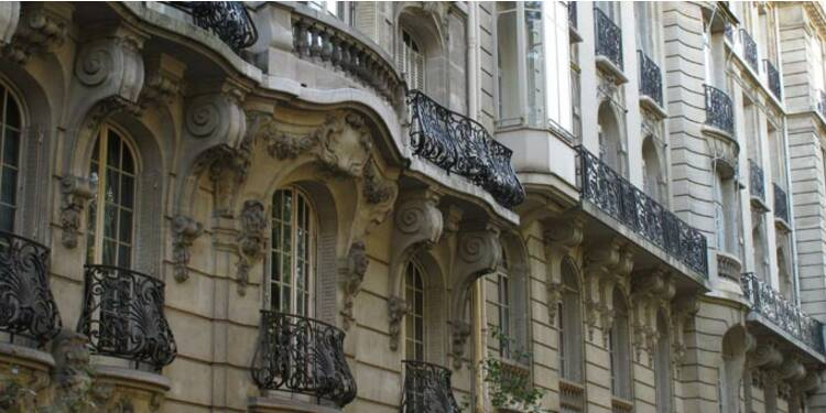 """""""L'immobilier parisien frémit après une année 2014 catastrophique"""""""