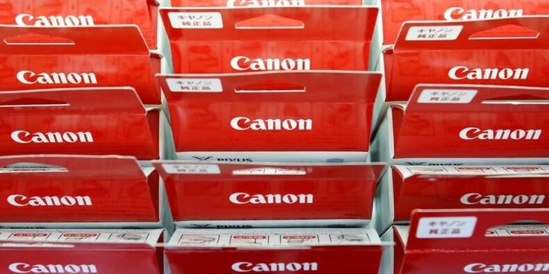 Le médical permettra une hausse du bénéfice pour Canon