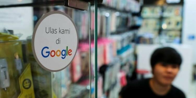 L'Indonésie devrait réclamer 370 millions d'euros à Google