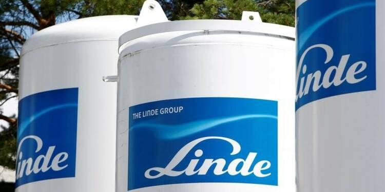 Linde poursuit sa fusion avec Praxair; objectif rentabilité