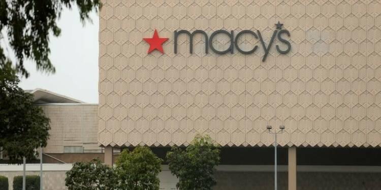 Le bénéfice trimestriel de Macy's supérieur aux attentes