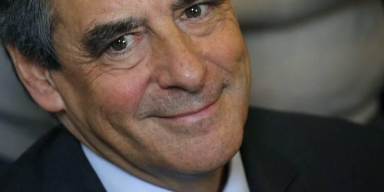 """""""La victoire est à notre portée"""", assure Fillon"""