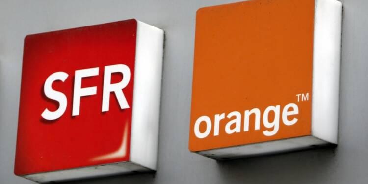 Amendes pour Orange et SFR sur la couverture des zones blanches