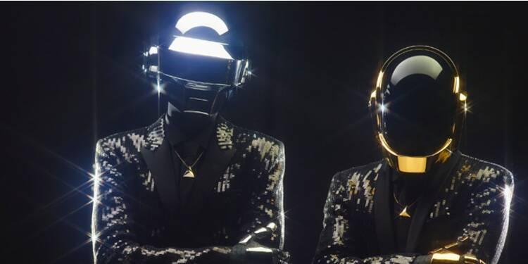 Les Daft Punk de retour sur scène en 2017 ? Découvrez les petits secrets du duo