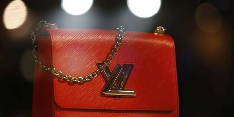Louis Vuitton, en rebond grâce à la clientèle chinoise