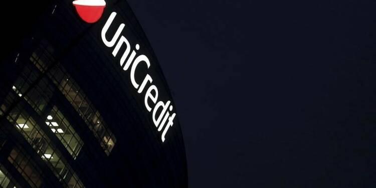 Unicredit place 20% de FinecoBank, récupère 552 millions d'euros