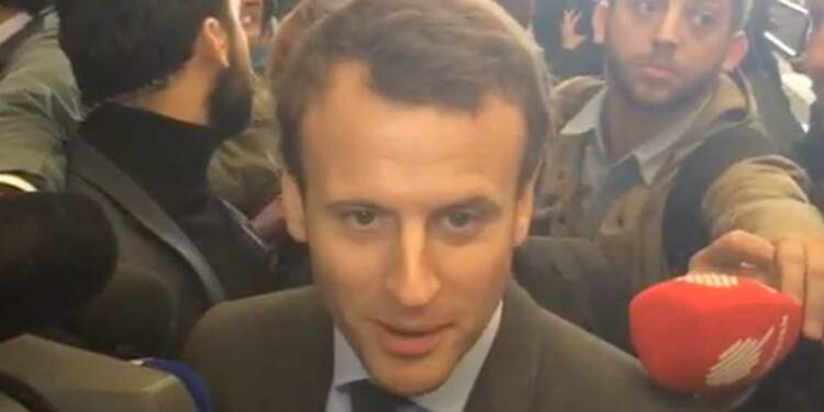 Emmanuel Macron : l'outsider qui monte