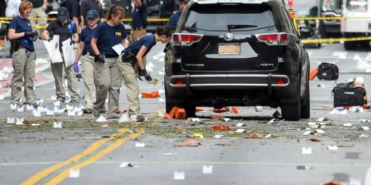Arrestation du suspect des bombes de Manhattan et du New Jersey
