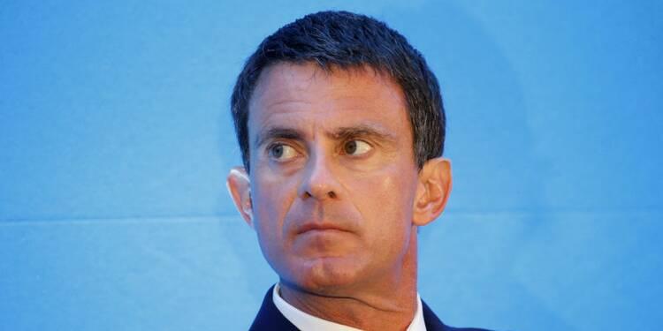 Valls plaide pour des candidatures utiles à gauche