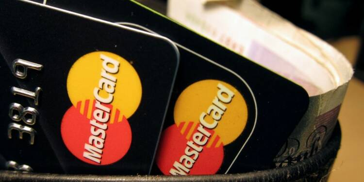 Importante plainte contre Mastercard en Grande-Bretagne