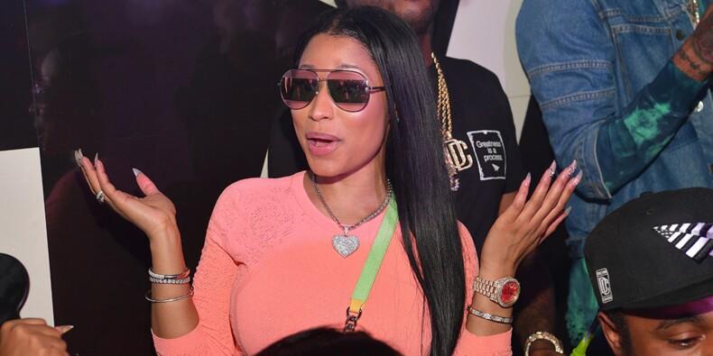 Nicki Minaj : encore une star dépouillée de ses bijoux lors d'un braquage !