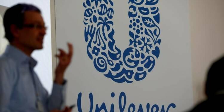 Unilever mène un examen interne après le rejet de l'OPA de Kraft