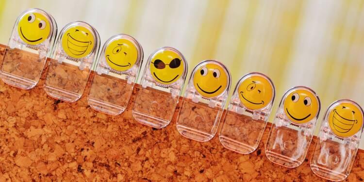 Comment être heureux au boulot en 2017