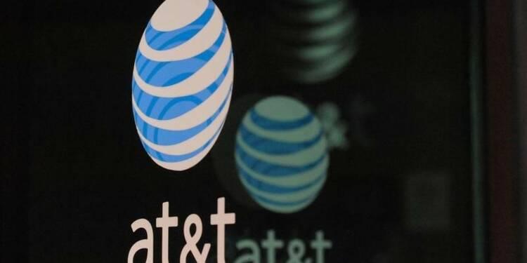 AT&T confiant dans son projet de fusion, la Bourse sceptique