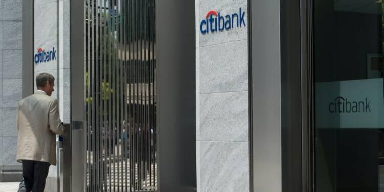 Banque: Les taux bas affectent les résultats de Citi et Wells Fargo