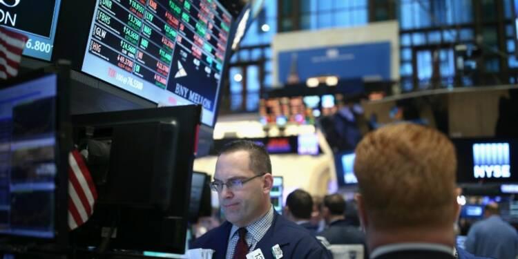 Wall Street ouvre en hausse en attendant le discours de Trump