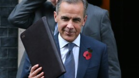 Brexit: le gouverneur de la Banque centrale prolonge son mandat