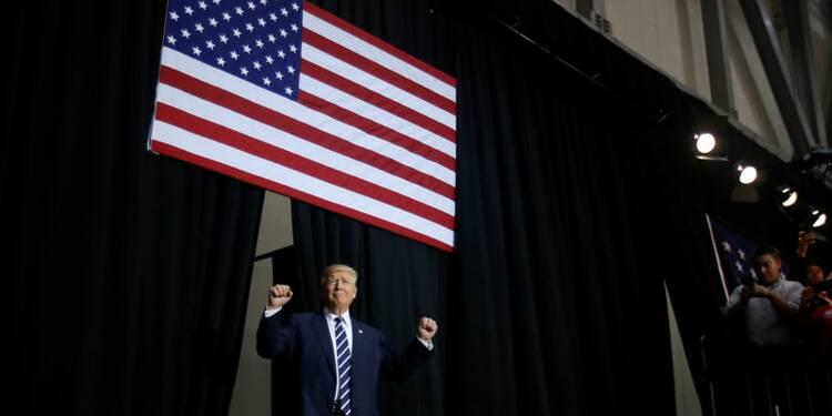 Donald Trump donné vainqueur dans l'Etat décisif de Floride selon AP