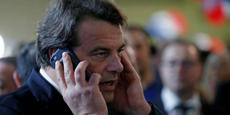 Solère, porte-parole de Fillon, visé par une enquête fiscale