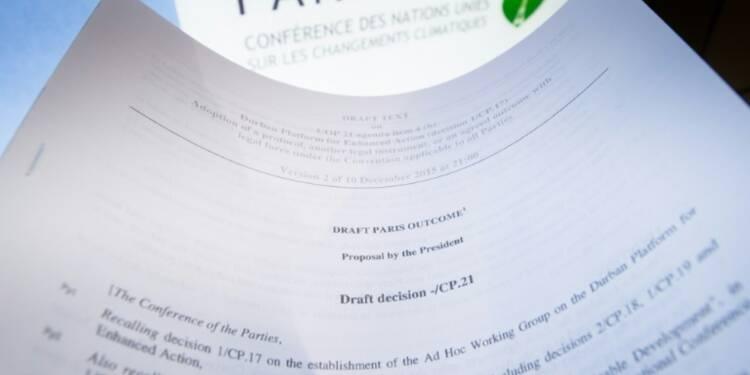 Climat: sprint des pays de l'UE pour ratifier l'accord de Paris