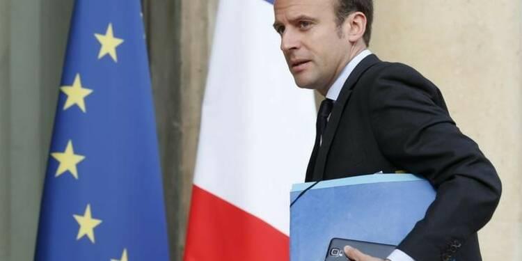 Emmanuel Macron en passe de quitter le gouvernement