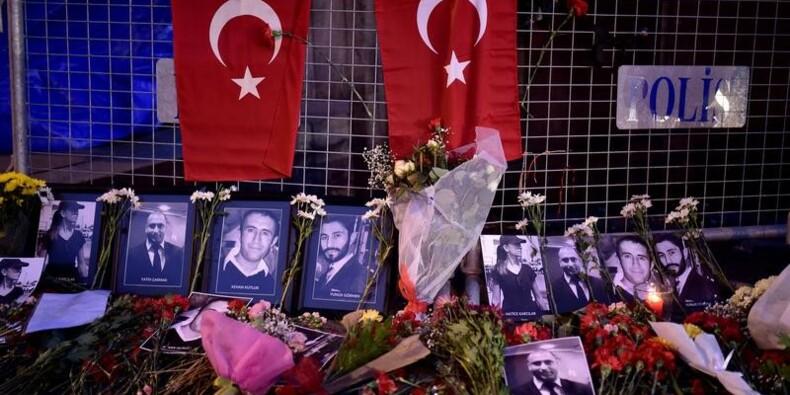 Un Français arrêté dans l'enquête sur la tuerie d'Istanbul