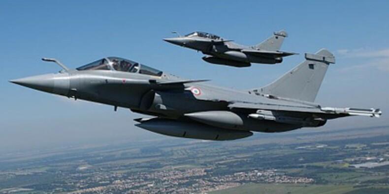 Le Rafale de Dassault s'exporte enfin !