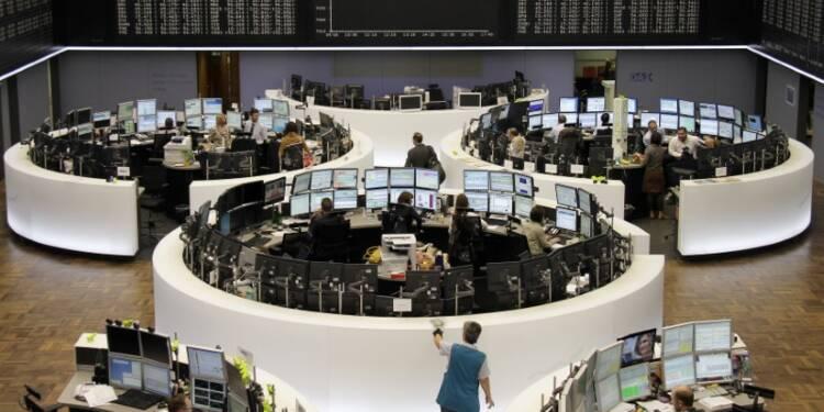 Les Bourses européennes varient peu dans les premiers échanges
