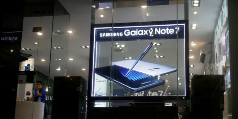 Samsung promet un rebond de ses mobiles après le choc du Note 7