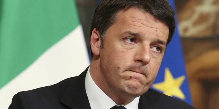 """Sommet de Bratislava: """"une croisière sur le Danube"""" pour Renzi"""