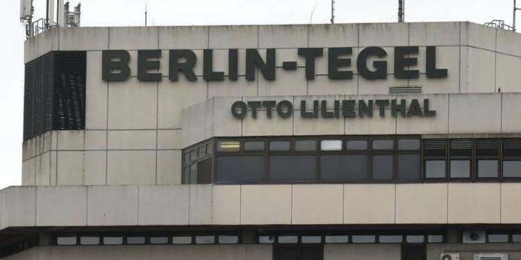Grève vendredi dans les deux aéroports de Berlin