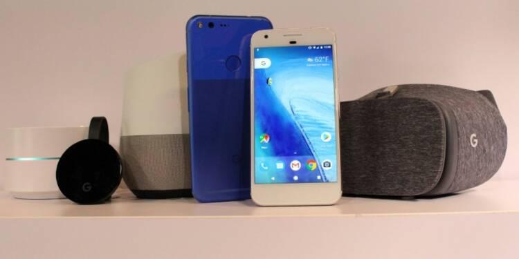 """Découvrez le Pixel, la nouvelle arme """"Made by Google"""" pour tuer l'iPhone d'Apple"""