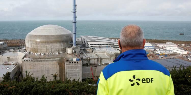 EDF veut ramener à 5 milliards d'euros la facture des futurs EPR