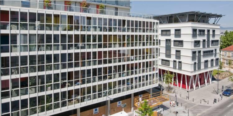 Dans les immeubles intelligents, on se chauffera bientôt gratuitement