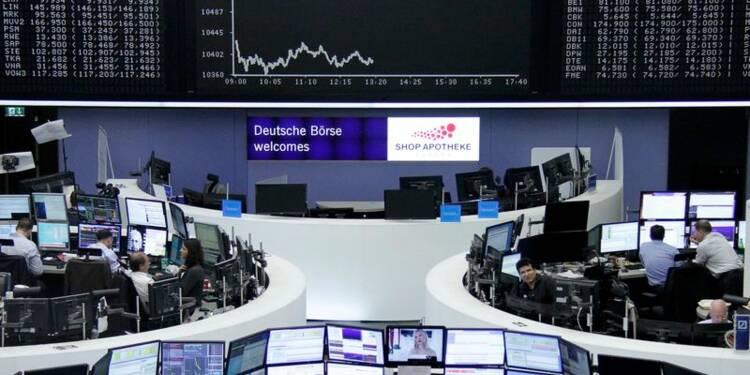 Les Bourses européennes clôturent en hausse