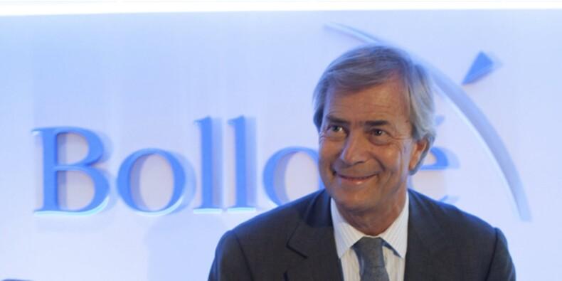 Vincent Bolloré (groupe Bolloré)