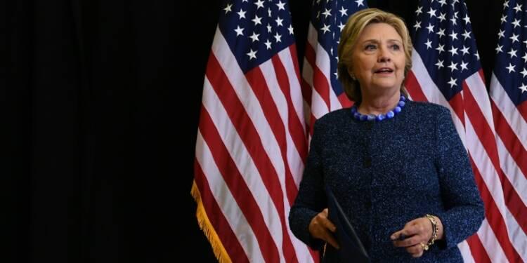 L'affaire des e-mails de Clinton rebondit, les marchés inquiets
